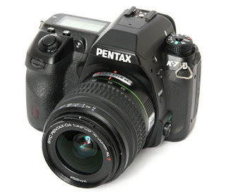 Daftar Harga Kamera DSLR Pentax Agustus 2015