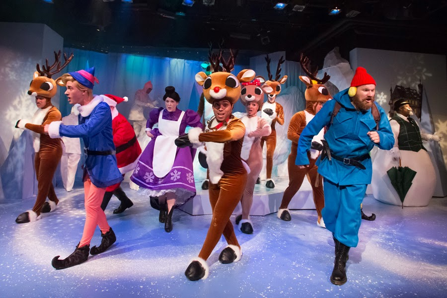 Director Jewels The Coterie Theatre Presents Rudolph The