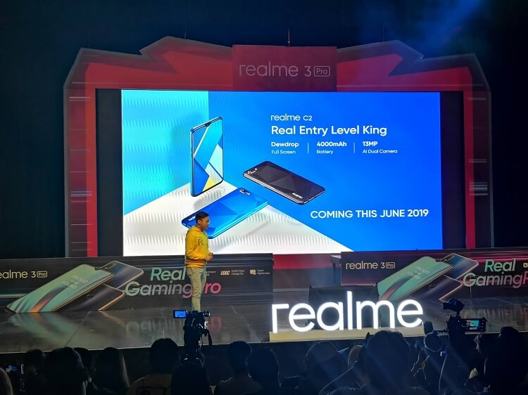 Realme C2 Coming to PH in June
