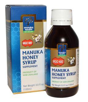 شراب عسل المانوكا للسعال