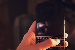 Le Blackberry