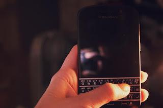 Le Blackberry