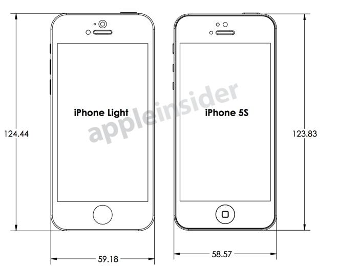 misure cover iphone 6