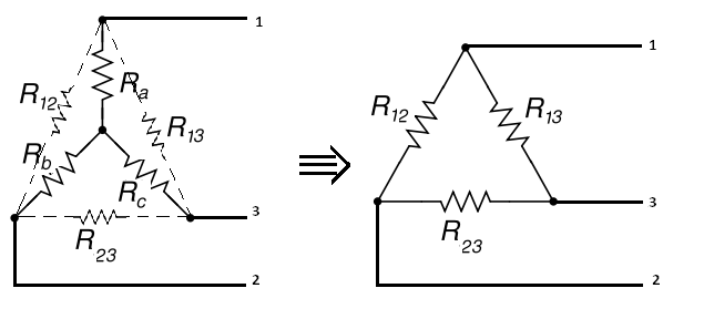electrical direct current circuits  u0026 theorems  star to