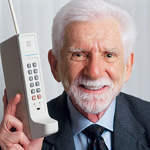 meet martin cooper the inventor of mobile phone