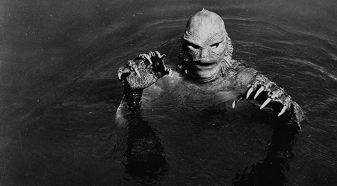 Creature from the Black Lagoon Wakulla Springs