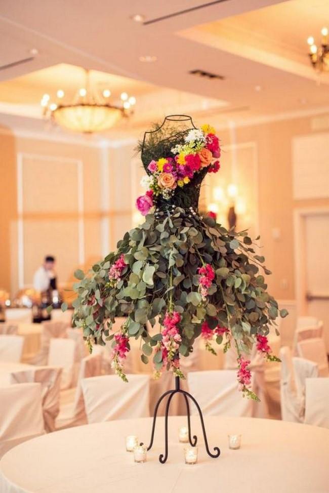 Centros de mesa para boda originales Centros de Mesa