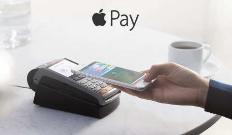 Accueil Apple Pay