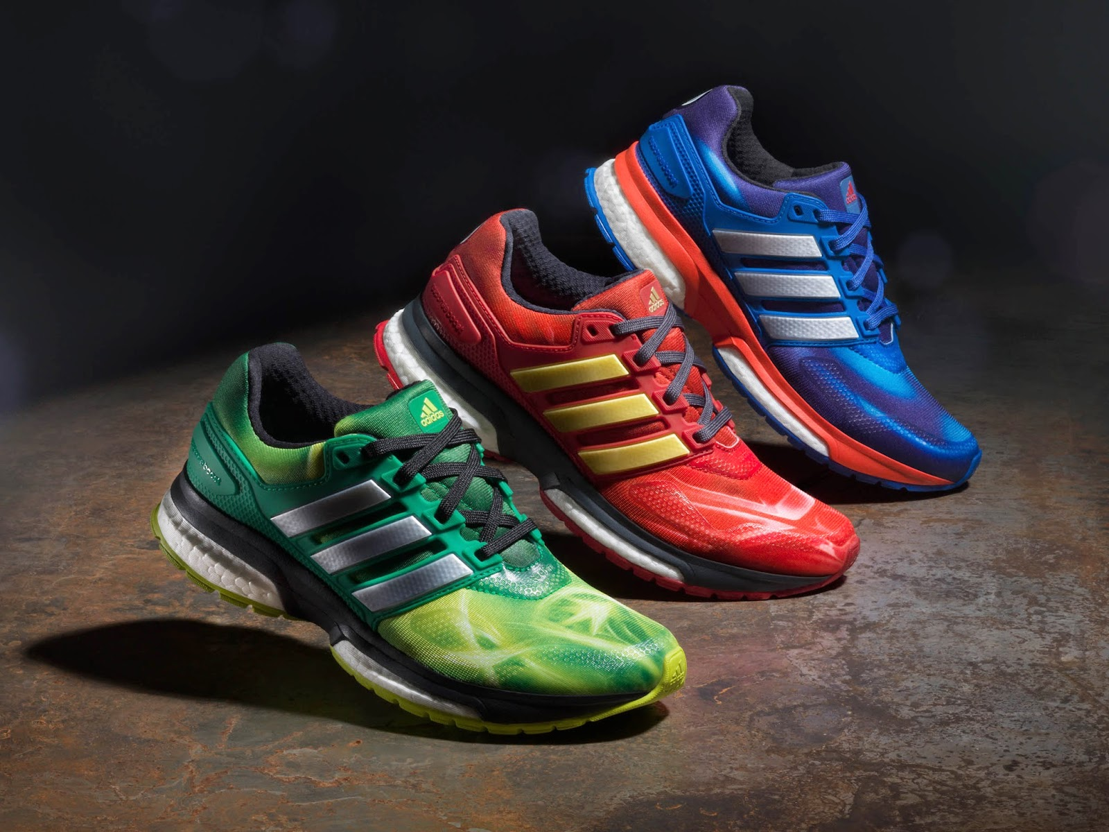 newest collection 15376 3f863 The adidas x Marvel's Avengers Collection - Recycle Bin of a ...