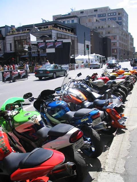 Sportbikes Montreal