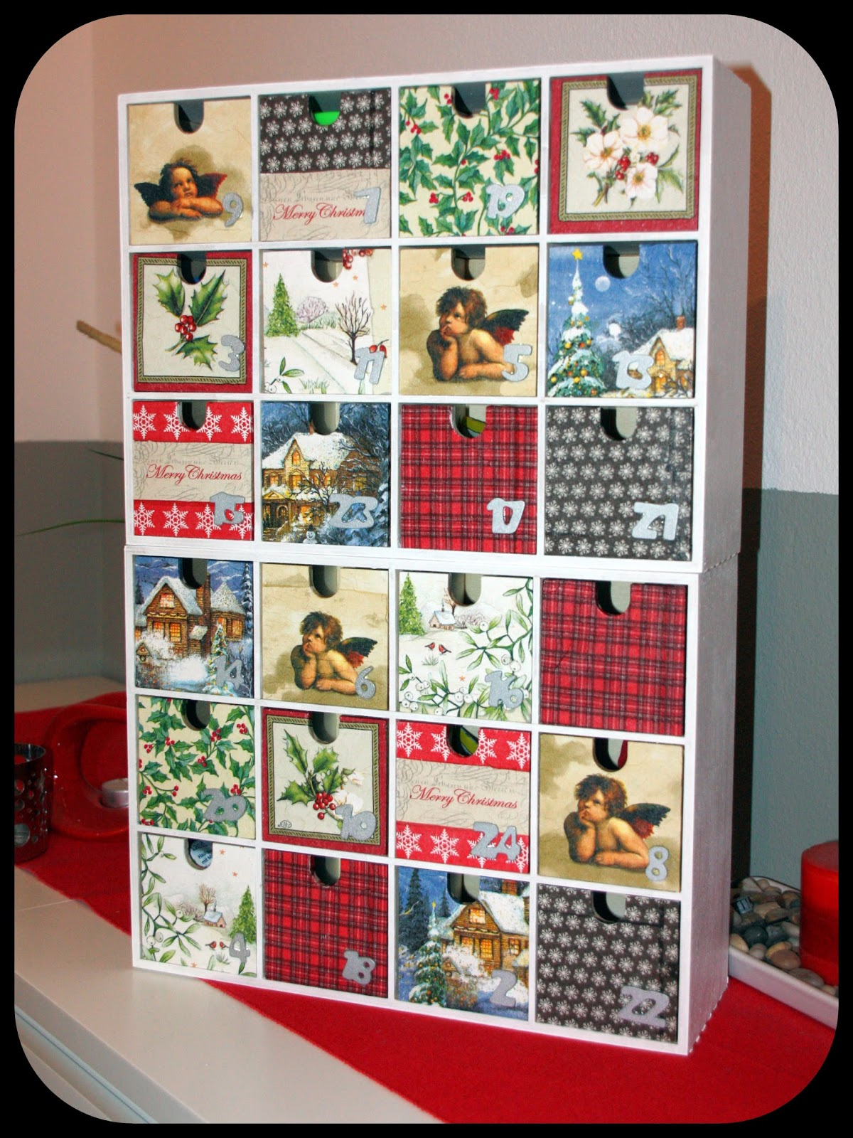 Ikea Adventskalender Werklstube Adventskalender Moppe