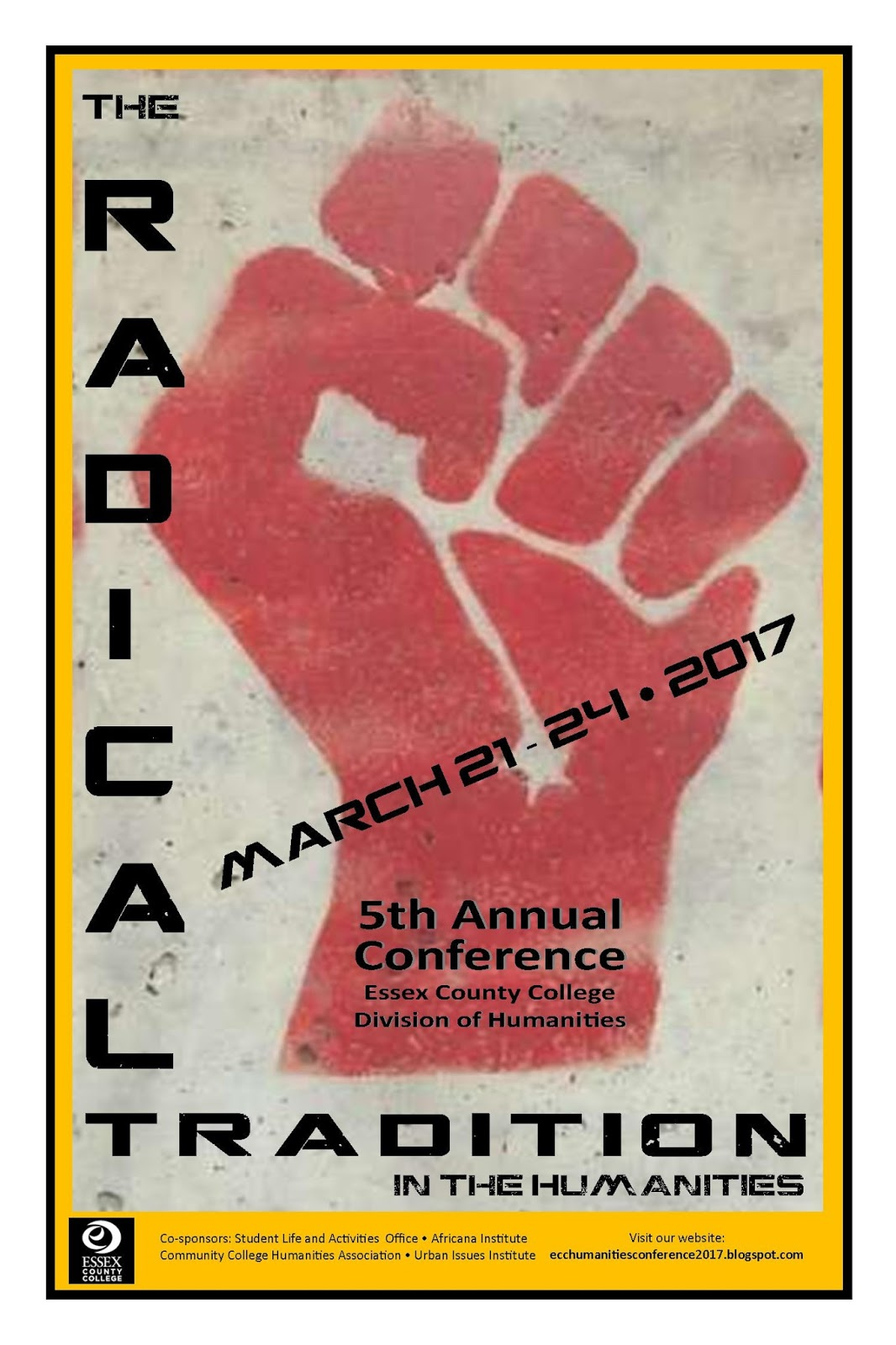 Radical Humanities 2017: Call for Papers:
