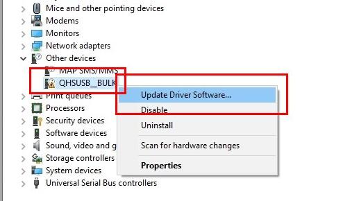 instal driver xiaomi manual