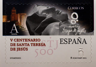 V CENTENARIO DE SANTA TERESA DE JESÚS