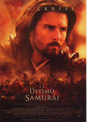 Poster The Last Samurai 2003