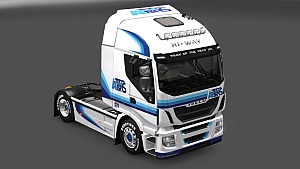 Ital Trans skin for Iveco Hi-Way