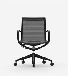 iDesk Curva Mid Back Chair