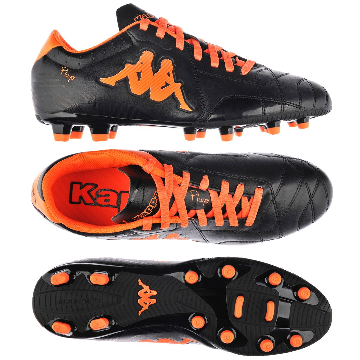 b454bfc5bd6 The laceless Kappa 2019 football boots combine a high-cut Dynamic Fit  collar design with a thin synthetic upper layer. They appear to be fully  knitted
