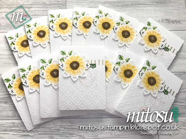 Stampin' Up! Painted Harvest Buy Stampinup Craft Supplies from Mitosu Crafts UK Online Shop 5