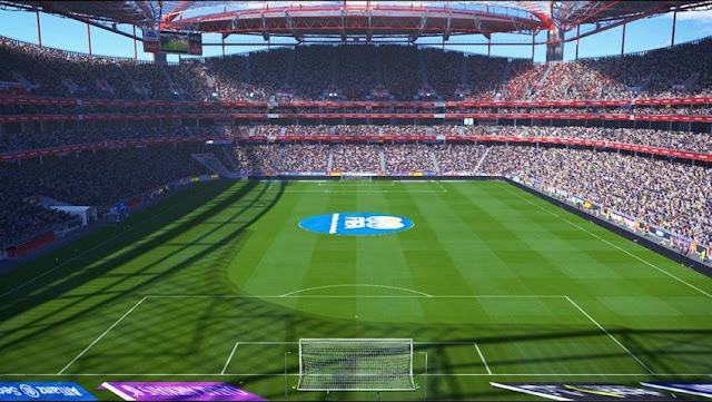 AZ Pitch Evo For MjTs Stadium PES 2017
