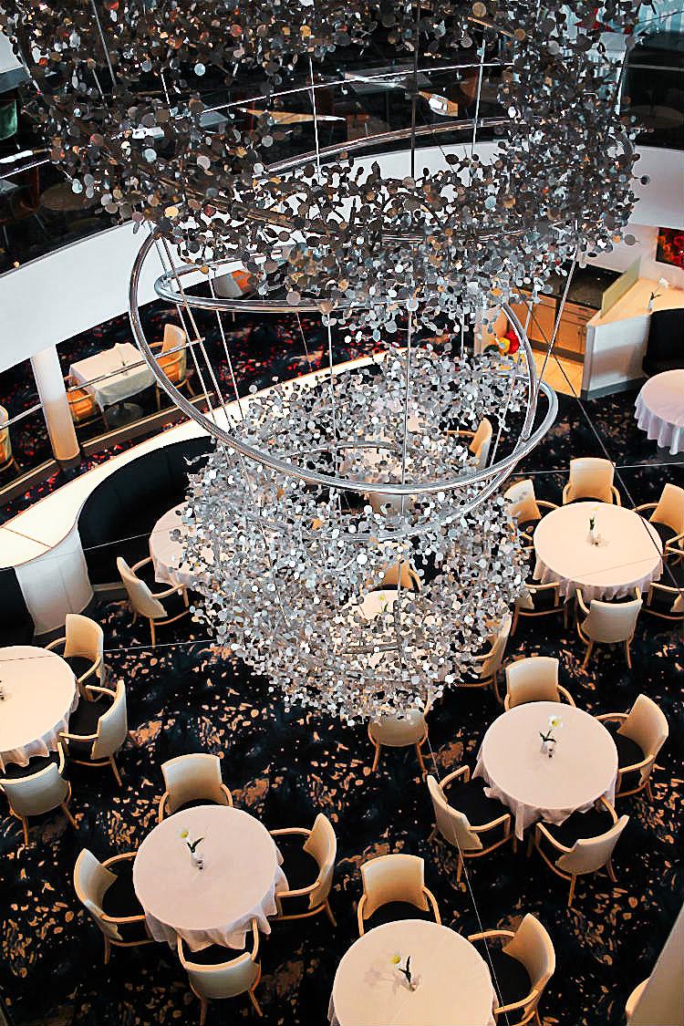 Restaurants Atlantik Klassik und Atlantik Mediterran an Bord der Mein Schiff 5 von Tui Cruises | Arthurs Tochter kocht. Der Blog für Food, Wine, Travel & Love von Astrid Paul