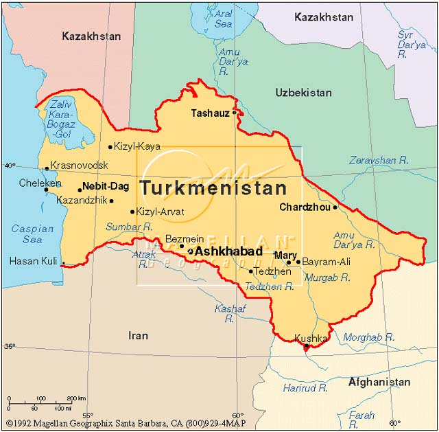 Αποτέλεσμα εικόνας για τουρκμενισταν