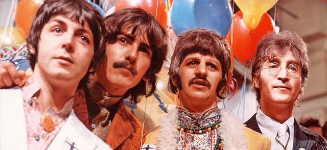 the beatles campeoes de venda de discos