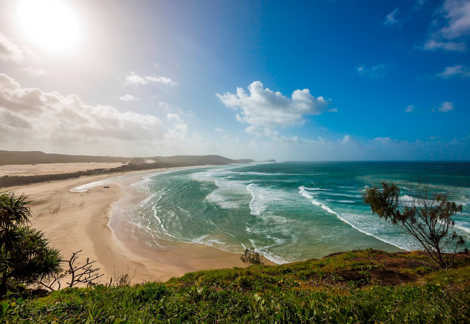 Life On Fraser Island Need A Digital Detox Here S The