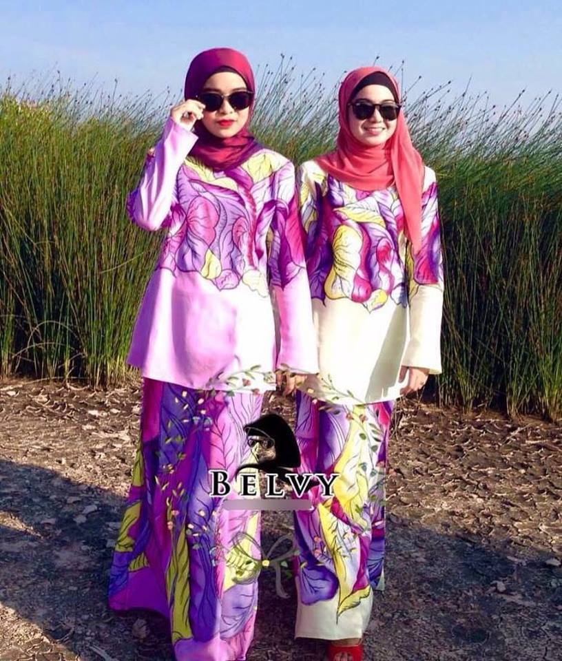 Oxytocin Closet: Mini Kurung Inspired Design by Anzalna