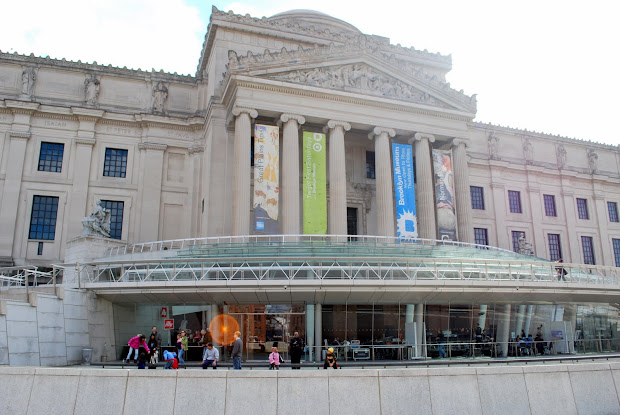 Brooklyn Museum Entrance Lobby