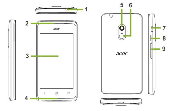 Acer Liquid Z200 User Manual PDF Download