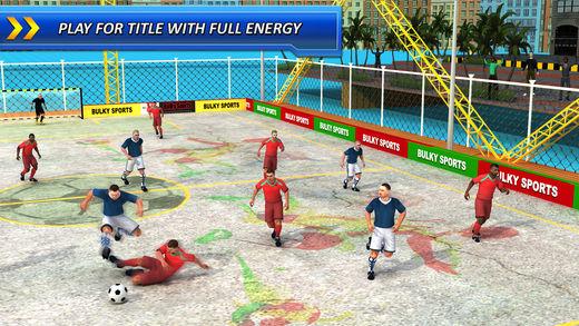 تحميل لعبه كره الشوارع  2020 street soccer كامله للكمبيوتر و الاندرويد و للايفون والايباد مجانا