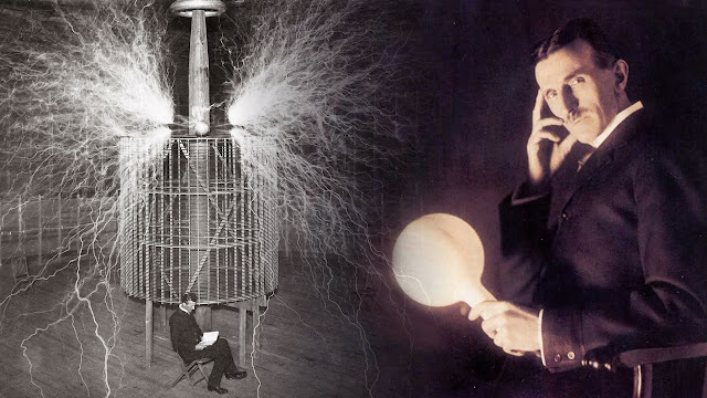 Los «inventos perdidos» de Nikola Tesla y el Secreto de los Generadores de Armonía Morada