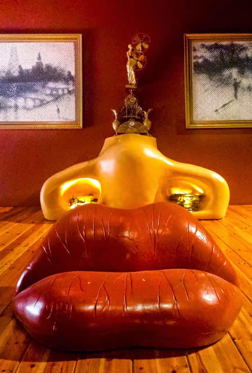 Habitación Teatre-Museu Salvador Dalí