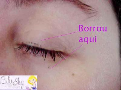 Máscara para Cílios Glamourise Eyes e Hastes Removedoras de maquiagem Océane Femme