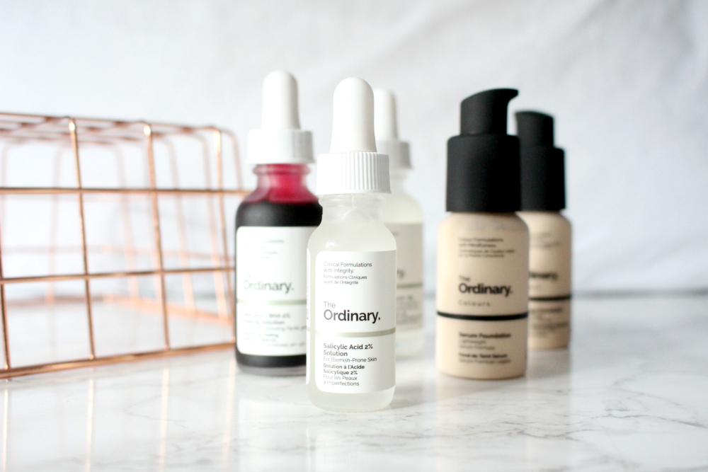 The Ordinary Skincare Haul