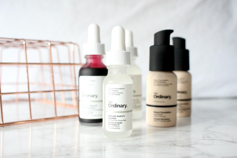The Ordinary Skincare Haul