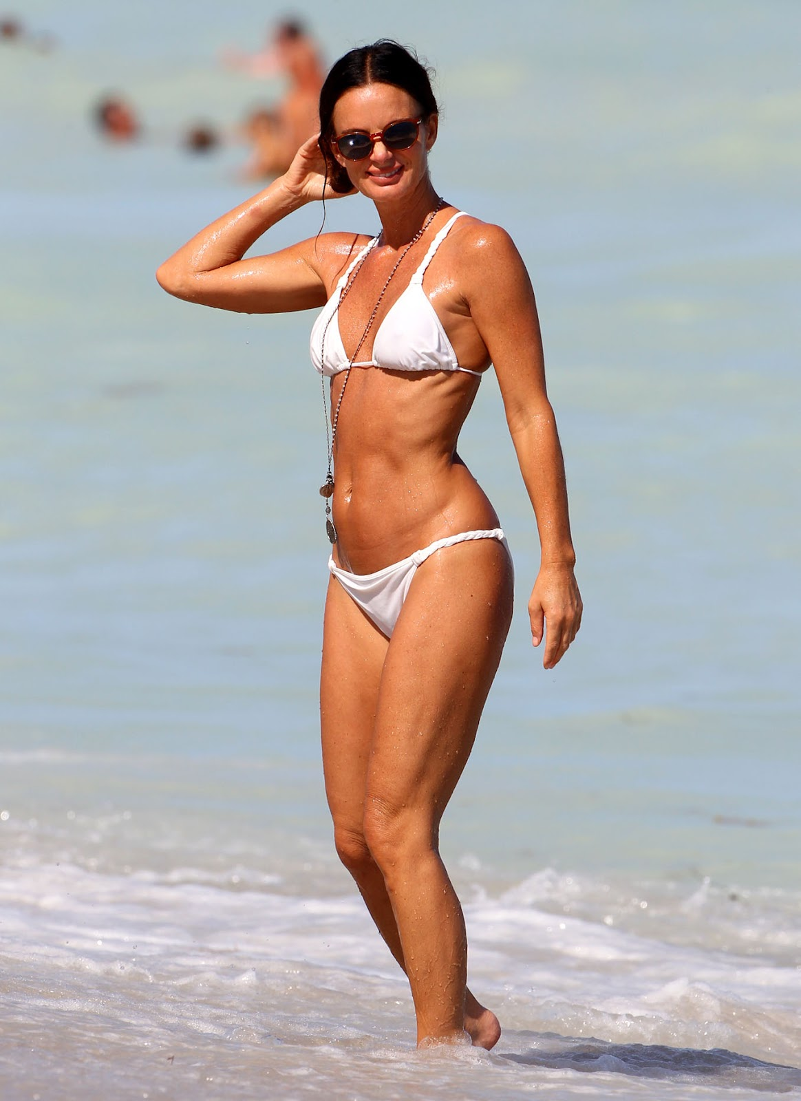 Gabrielle Anwar Personal life ~ Welcome