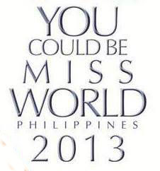 2013 Miss World Philippines Official Candidates