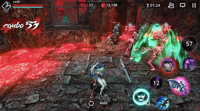Game Pertarungan Darkness Rises