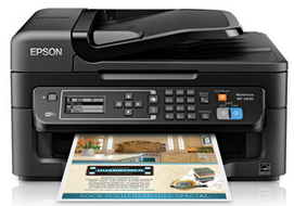 Epson WorkForce WF-2630 driver software for Windows, Mac, Linux