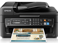 Epson WorkForce WF-2630 driver download for Windows, Mac, Linux