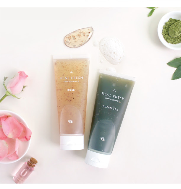 Althea x Get It Beauty Real Fresh Skin Detoxers | #MeisUniqueBlog