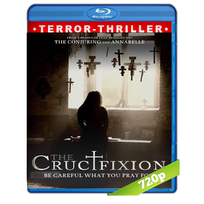 Crucifixion (2017) BRRip 720p Audio Trial Latino-Castellano-Ingles 5.1