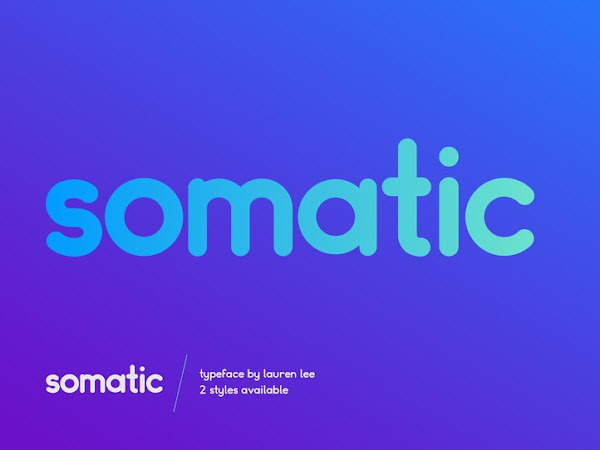 Download Somatic Typeface Free