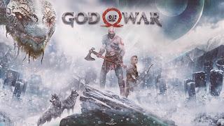 God of War PS4 Game Wallpaper