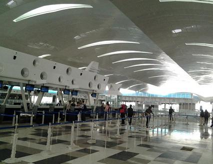 Hati-hati Kuman Menyebar di Bandara