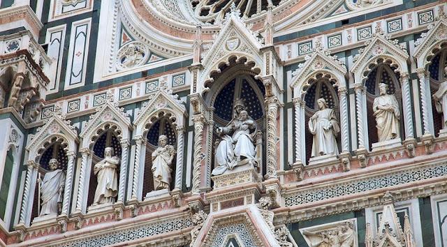 Estrutura da Catedral de Santa Maria del Fiore