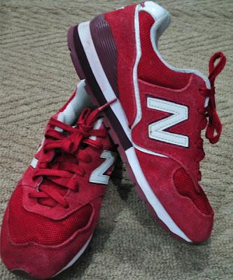 design intemporel 02a73 728e6 รองเท้า New balance 595 made in china มือสอง ~ ขายของ
