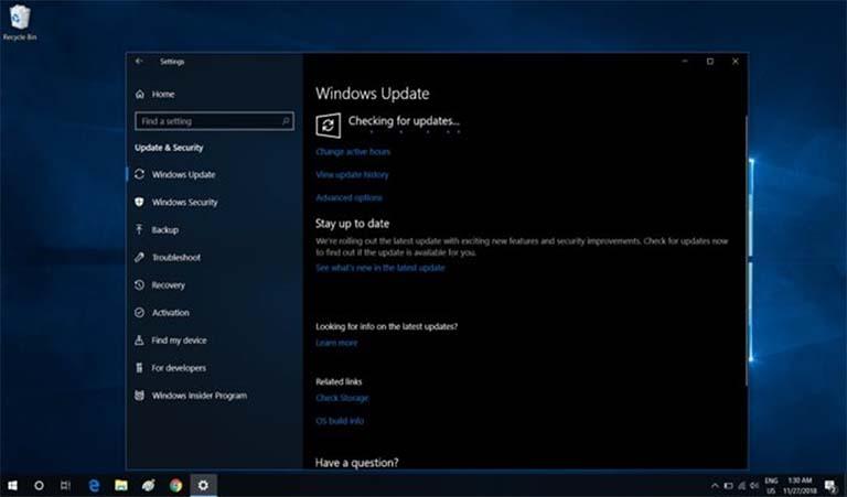 Windows 10 May 2019 Update Diluncurkan Ke Release Preview Ring Insider